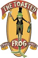 Toasted Frog