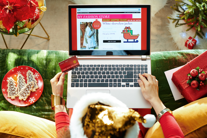 woman-completing-2020-holiday-shopping-online