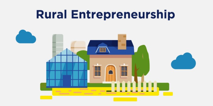Infographic: Rural Entrepreneurship
