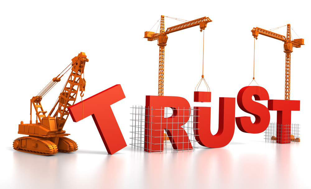 Build trust and credibility