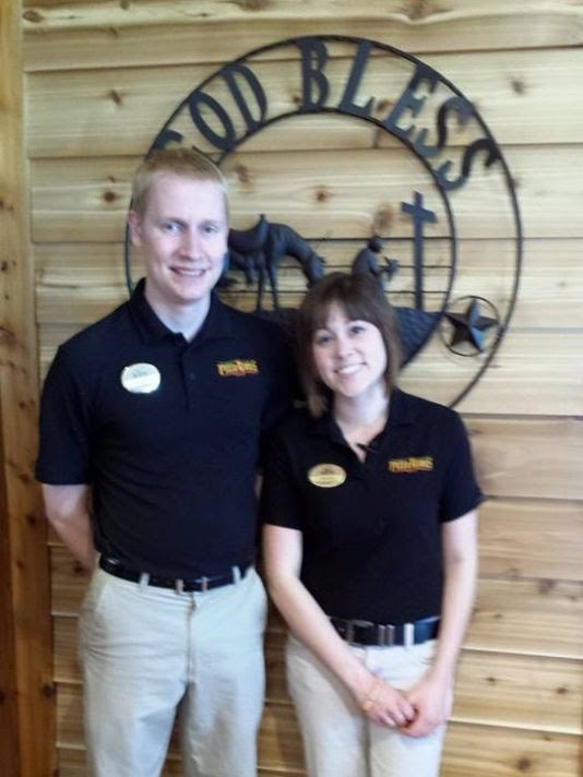 Pizza Ranch Owners Dedicated to Serving Community