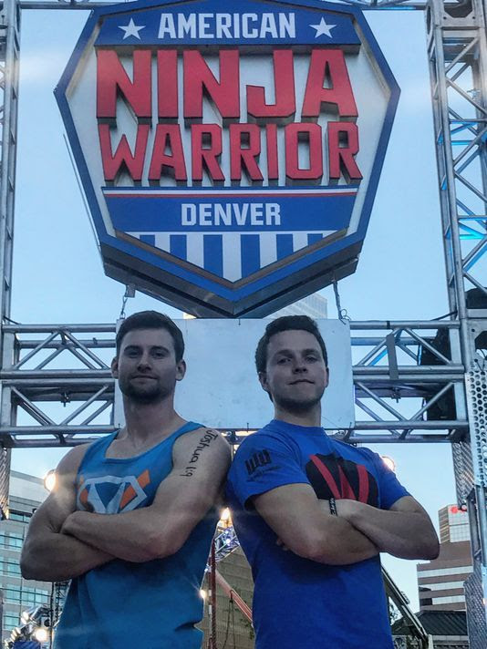 Obstacles Part of 'Ninja' Duo's Business Plan