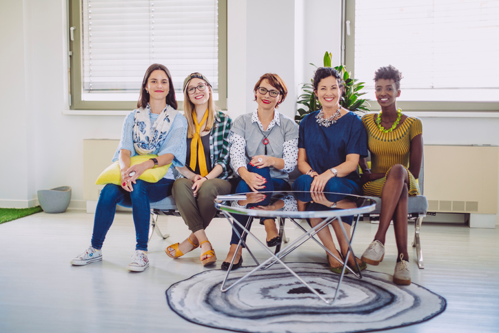 Women at Work: How to Offer and Receive Support