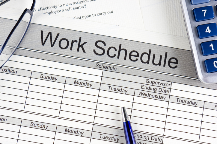 Got Scheduling Headaches? You're Not Alone