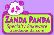 Zanda Panda Specialty Bakeware