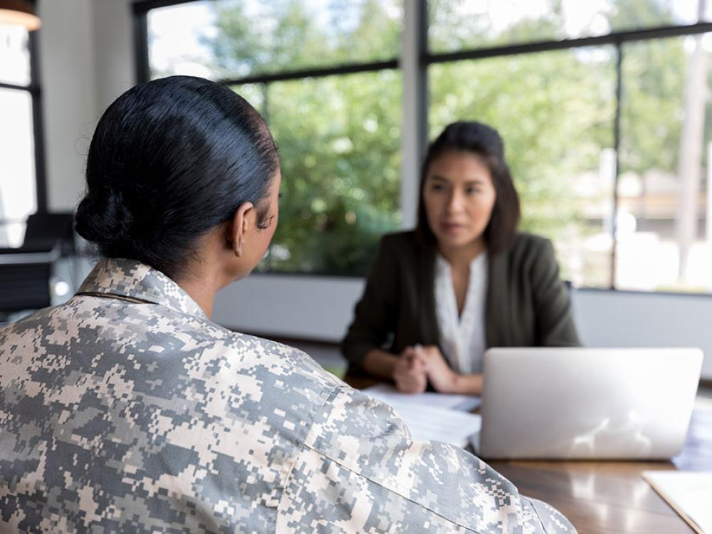 Know The SCORE - Veterans Resource Expo
