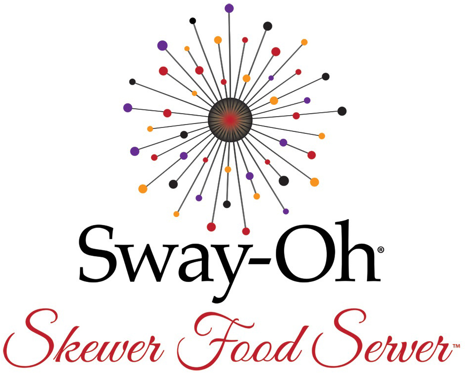 Sway-Oh Skewer Food Server