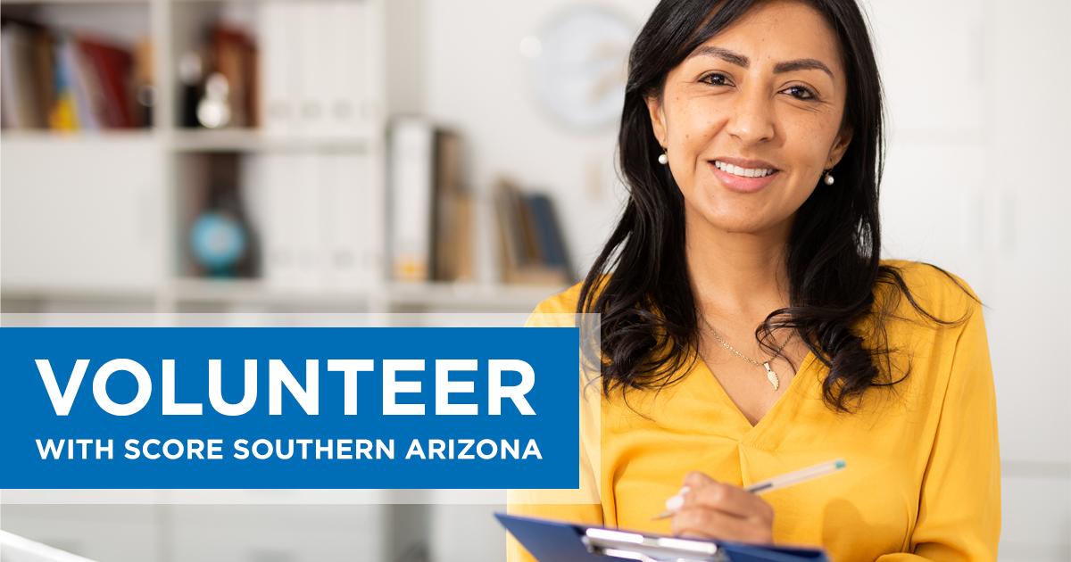 Volunteer with SCORE Southern Arizona