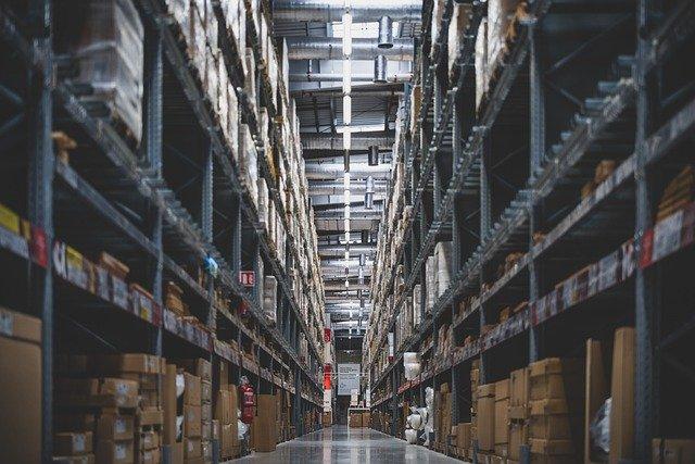 warehouse wholesale retail merchandise