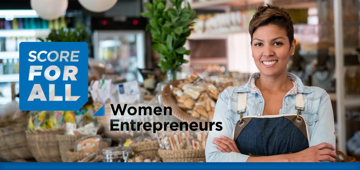 SCORE for Women Entrepreneurs