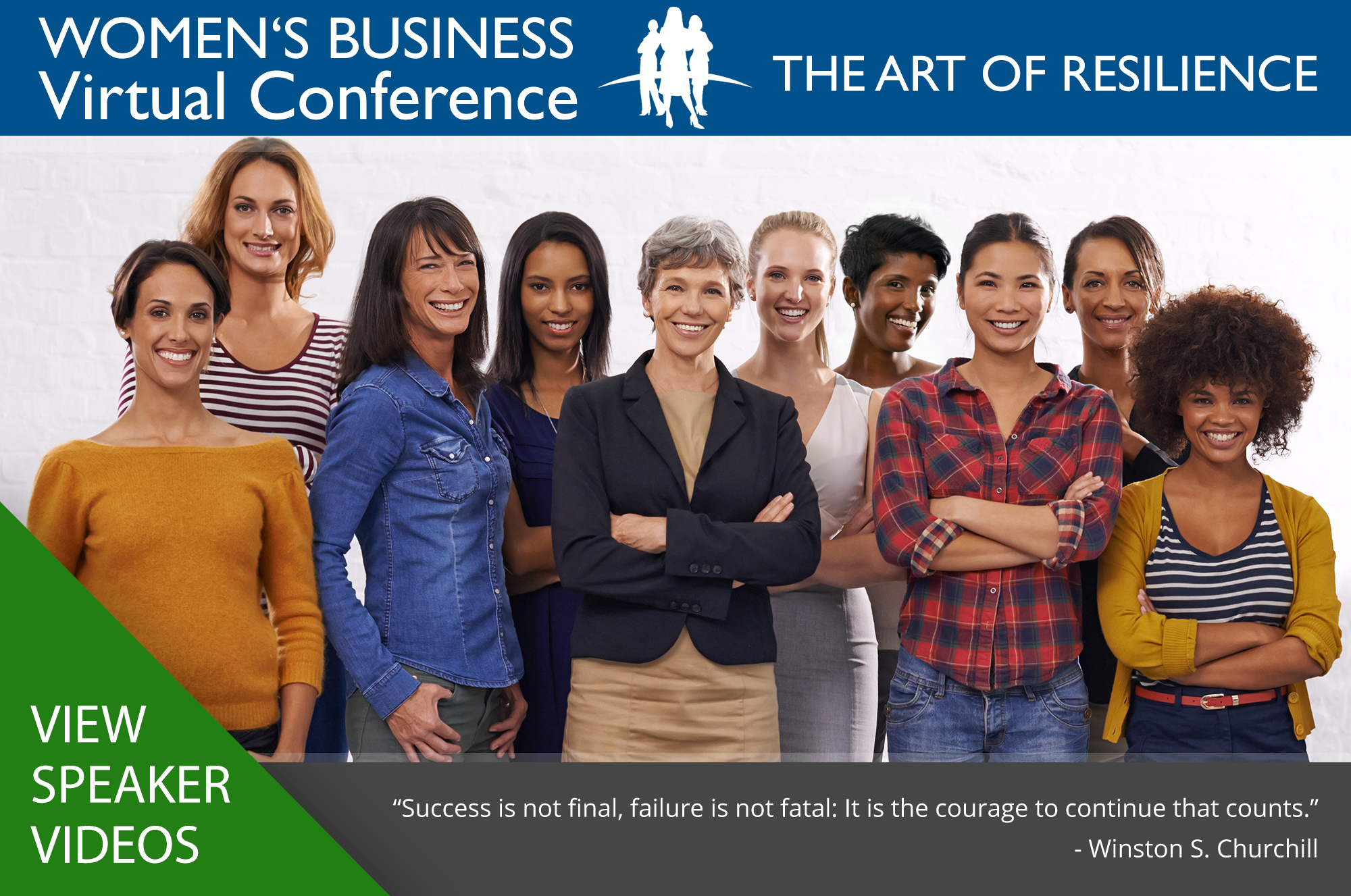 WOMEN'S BUSINESS VIRTUAL CONFERENCE