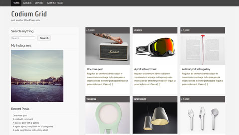 7 Beautiful and Responsive Wordpress Themes
