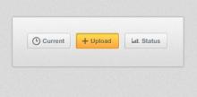 Bold Web App Bar