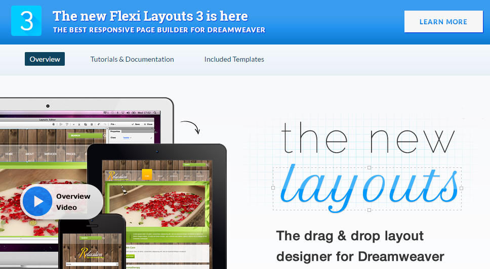 Flexi CSS Layouts