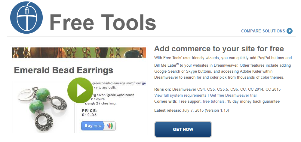 PayPal eCommerce Toolkit