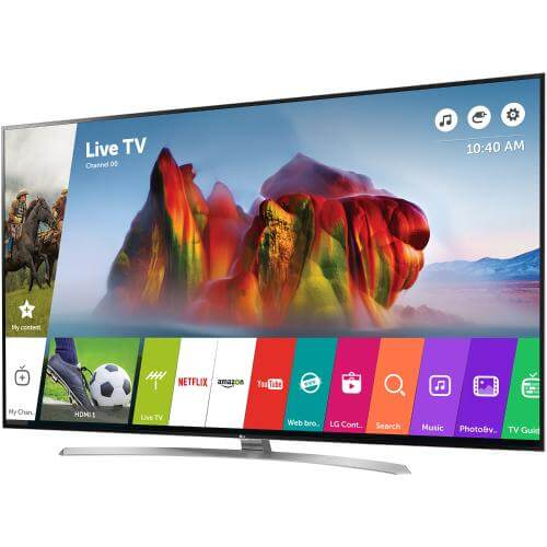mejor smart tv 2019