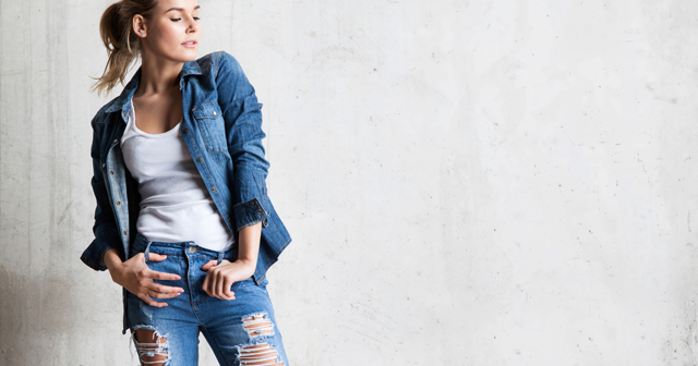 jeans total