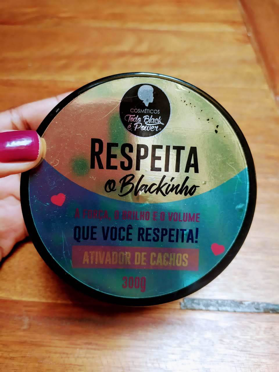 ATIVADOR DE CACHOS RESPEITA O BLACKINHO 1K