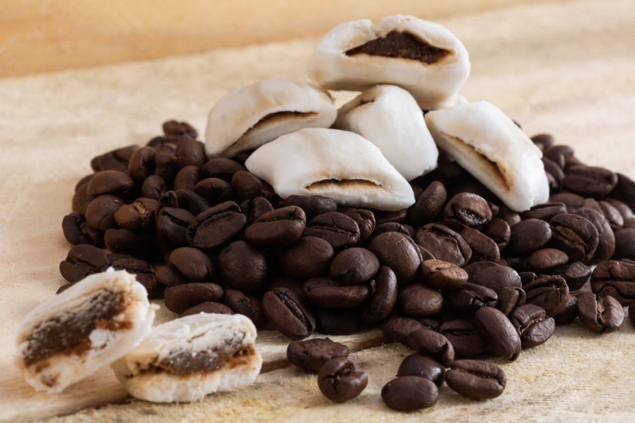 BALA DE COCO RECHEADA CAFÉ GOURMET 150g