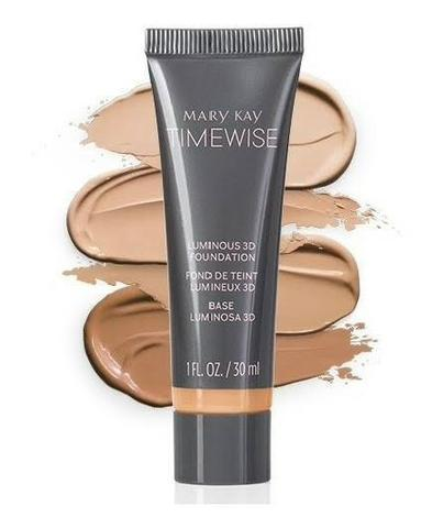 BASE LÍQUIDA MATTE TIMEWISE 3D - MARY KAY