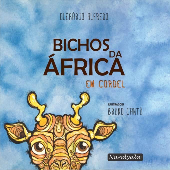 Bichos da África em cordel - NANDYALA