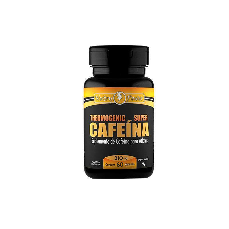Cafeína Super 310mg (60caps)