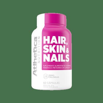 HAIR, SKIN & NAILS - Cuide da sua Beleza