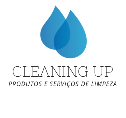 """CLEANING UP """" Produtos e Serviços de Limpeza"""""""