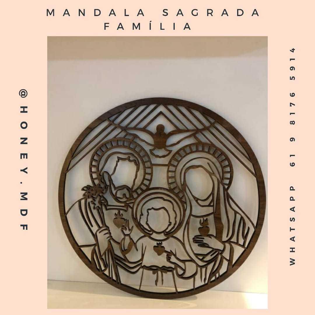 Mandala Sagrada Família 2