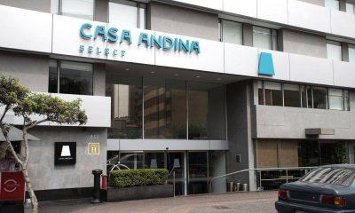 Casa Andina abre sus habitaciones a disposición de funcionarios con COVID-19