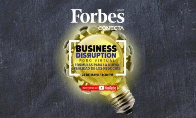 """""""Forbes Conecta"""" la nueva plataforma de eventos y conferencias"""
