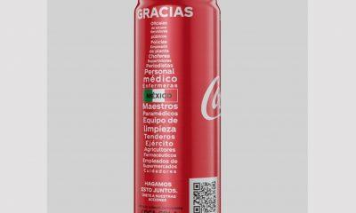 Coca Cola dice ¡Gracias! en nueva edición limitada