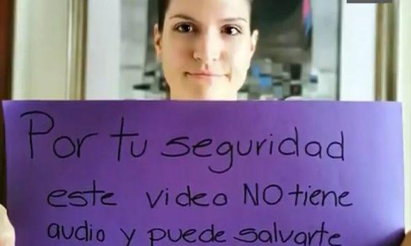 Artistas de la TV se dan conmovedor mensaje a las víctimas de violencia