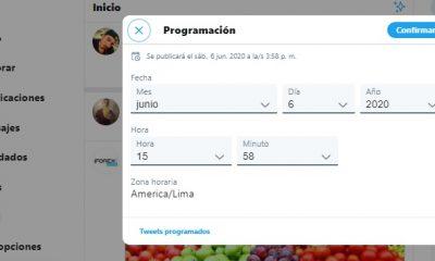 ¡Al fin! Twitter ya permite programar y guardar tuits en su versión web