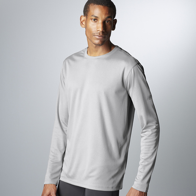 NDurance Mens' Athletic Long Sleeve T-Shirt