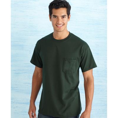 f10e502b Gildan 8300 DryBlend Adult T-Shirt with Pocket | Make custom T ...