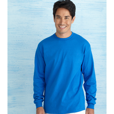 Heavy Cotton Adult Long Sleeve T-Shirt