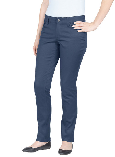 Juniors Curvey 5 Pocket Skinny Pant