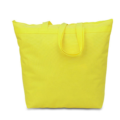 Large Zipper Tote