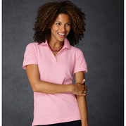 Anvil 8680 Women's Pique Polo