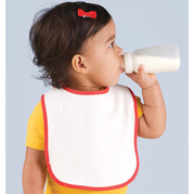 Rabbit Skins 1003 Terry Snap Bib