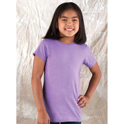 LATs 2616 Girl's Fine Jersey Tee