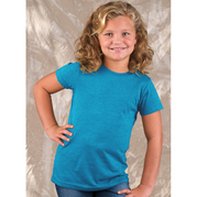 LATs 2605 Girl's Vintage Longer Length T