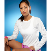 Gildan 42400L Performance Ladies Long Sleeve T-Shirt