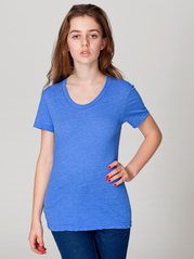 American Apparel BB301 Women's Short Sleeve Tee