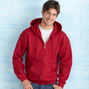 Gildan 18600 Heavy Blend Adult Full Zip Hooded Sweatshirt