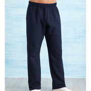 Gildan 12300 DryBlend Adult Open Bottom Pocketed Sweatpants