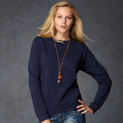 Anvil 71000FL Women's Crewneck Fleece