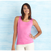 Gildan 64200L SoftStyle Junior Fit Tank Top