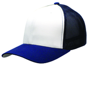 FlexFit 6511W Twill Trucker